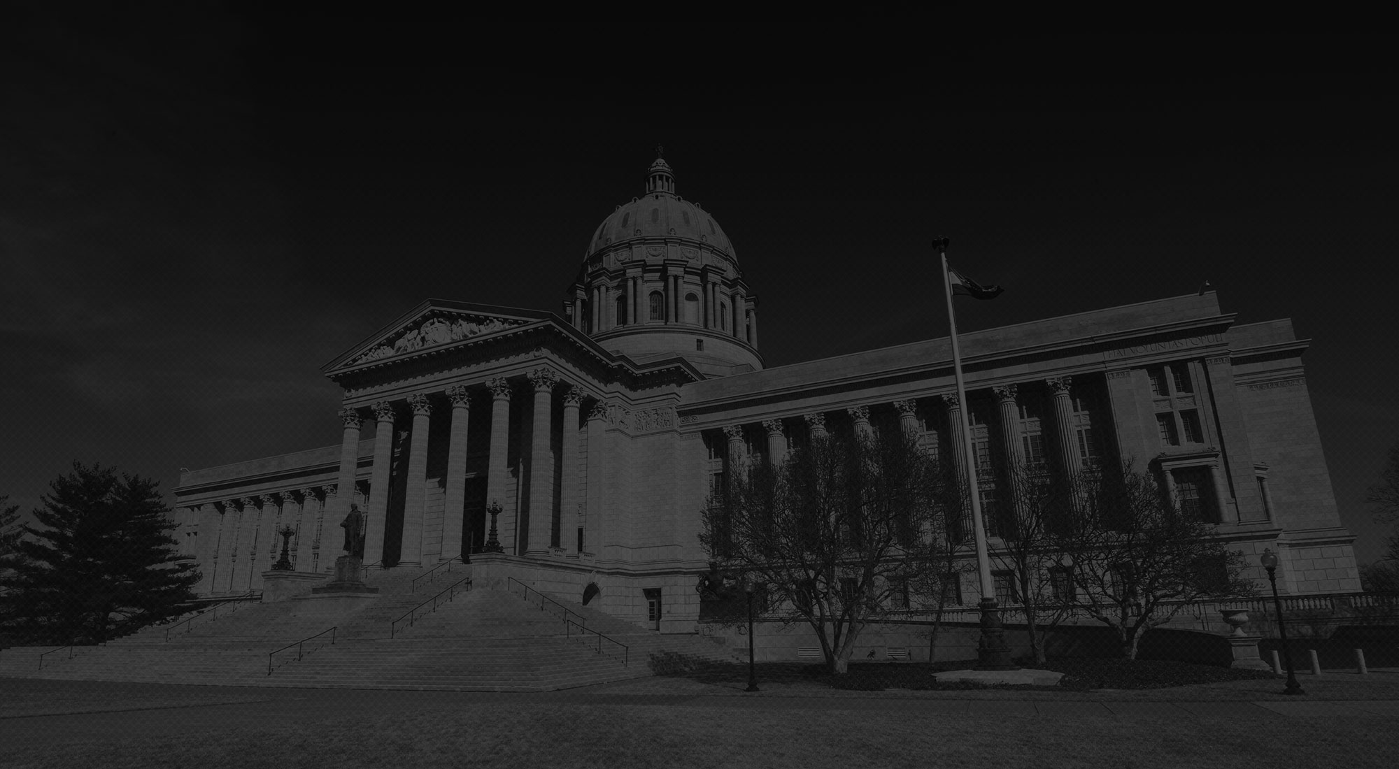 Missouri Capitol Cover